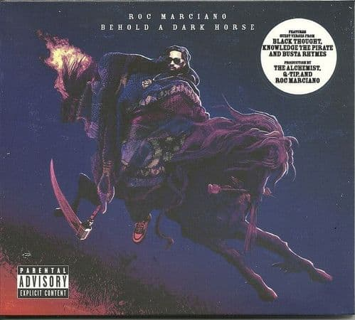 Roc Marciano<br>Behold A Dark Horse<br>CD